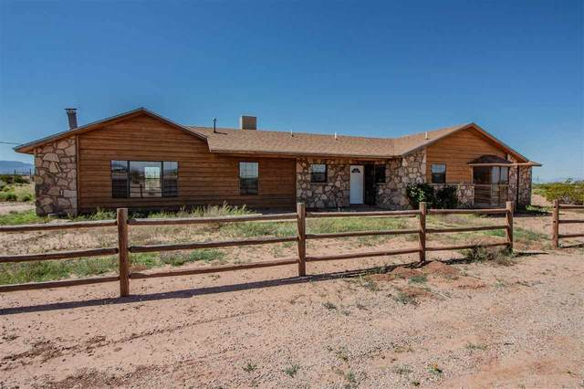 14 Griffin Rd, La Luz, NM 88337 (MLS #162544) :: Assist-2-Sell Buyers and Sellers Preferred Realty