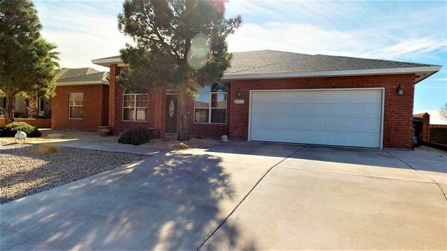 244 Bosque, Alamogordo, NM 88310 (MLS #162549) :: Assist-2-Sell Buyers and Sellers Preferred Realty