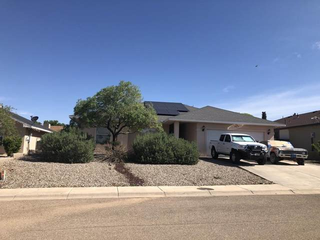 423 Chaco, Alamogordo, NM 88310 (MLS #162579) :: Assist-2-Sell Buyers and Sellers Preferred Realty
