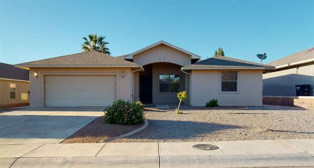 217 Ascot Parade, Alamogordo, NM 88310 (MLS #162606) :: Assist-2-Sell Buyers and Sellers Preferred Realty
