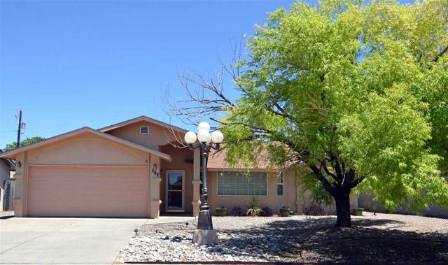 309 Santa Fe Dr, Alamogordo, NM 88310 (MLS #162613) :: Assist-2-Sell Buyers and Sellers Preferred Realty
