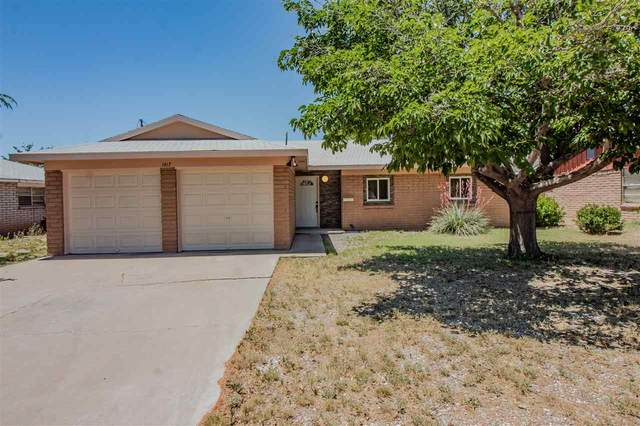 1417 Apple Ave, Tularosa, NM 88352 (MLS #162620) :: Assist-2-Sell Buyers and Sellers Preferred Realty