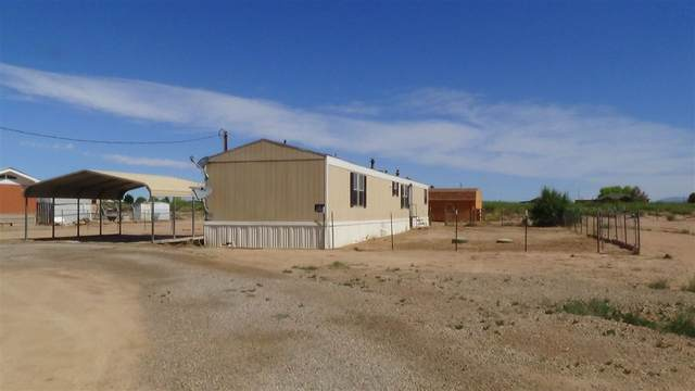 14 Eddy Ave, Alamogordo, NM 88310 (MLS #162636) :: Assist-2-Sell Buyers and Sellers Preferred Realty
