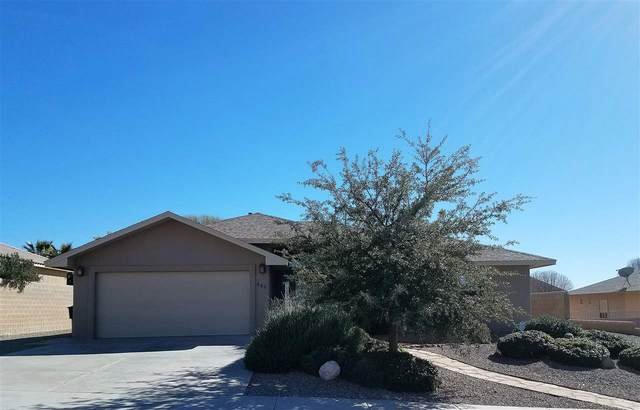 444 Casa De Suenos, Alamogordo, NM 88310 (MLS #162670) :: Assist-2-Sell Buyers and Sellers Preferred Realty