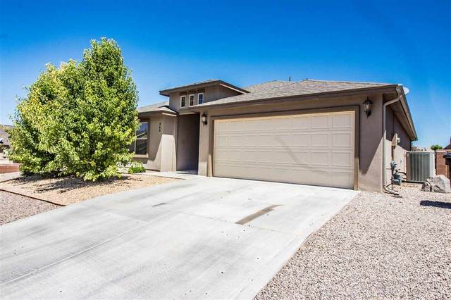 363 Bosque, Alamogordo, NM 88310 (MLS #162689) :: Assist-2-Sell Buyers and Sellers Preferred Realty