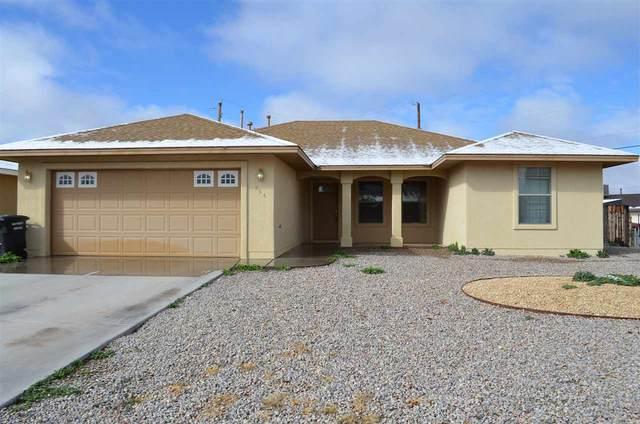 204 Santa Fe Dr, Alamogordo, NM 88310 (MLS #162697) :: Assist-2-Sell Buyers and Sellers Preferred Realty