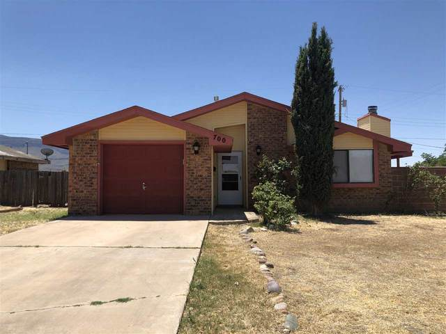 700 Panorama Blvd, Alamogordo, NM 88310 (MLS #162730) :: Assist-2-Sell Buyers and Sellers Preferred Realty