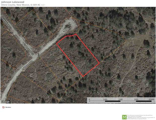 65 Lakewood Dr Gc2, Timberon, NM 88350 (MLS #162798) :: Assist-2-Sell Buyers and Sellers Preferred Realty