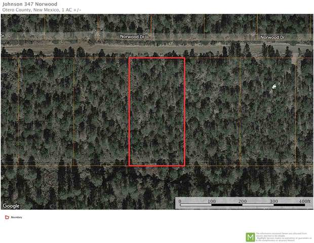 347 Norwood Dr #7, Timberon, NM 88350 (MLS #162807) :: Assist-2-Sell Buyers and Sellers Preferred Realty