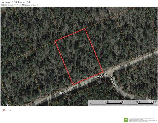 160 Trailer Rd #2, Timberon, NM 88350 (MLS #162818) :: Assist-2-Sell Buyers and Sellers Preferred Realty