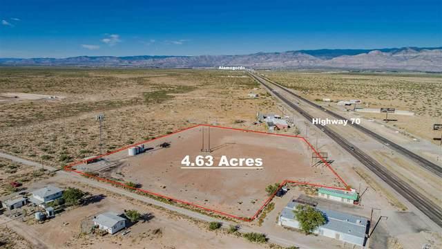 20739 Us Hwy 70, Alamogordo, NM 88310 (MLS #162859) :: Assist-2-Sell Buyers and Sellers Preferred Realty