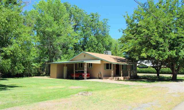 902 5th St, Tularosa, NM 88352 (MLS #162925) :: Assist-2-Sell Buyers and Sellers Preferred Realty