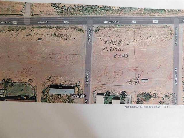 Lot 1A Alamo St, La Luz, NM 88337 (MLS #163045) :: Assist-2-Sell Buyers and Sellers Preferred Realty