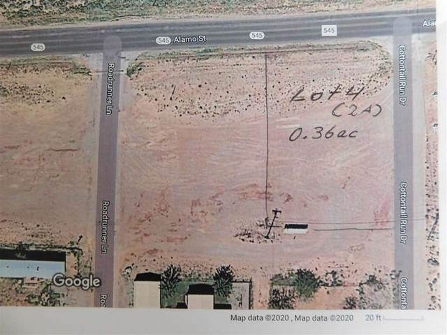 Lot 2A Alamo St, La Luz, NM 88337 (MLS #163046) :: Assist-2-Sell Buyers and Sellers Preferred Realty