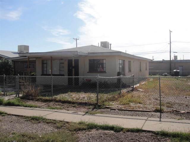 223 New York Av, Alamogordo, NM 88310 (MLS #163079) :: Assist-2-Sell Buyers and Sellers Preferred Realty