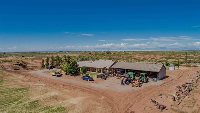 605 Riata Rd, Tularosa, NM 88352 (MLS #163104) :: Assist-2-Sell Buyers and Sellers Preferred Realty