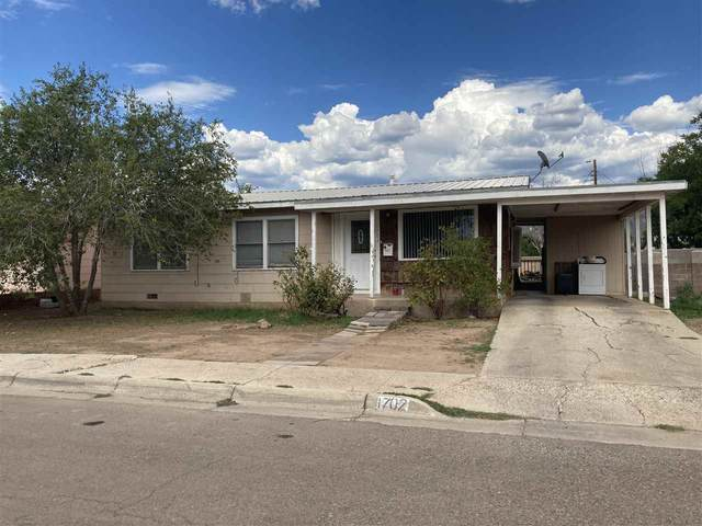 1702 Alamo Av, Alamogordo, NM 88310 (MLS #163147) :: Assist-2-Sell Buyers and Sellers Preferred Realty
