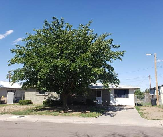 2509 Tulane Av, Alamogordo, NM 88310 (MLS #163159) :: Assist-2-Sell Buyers and Sellers Preferred Realty