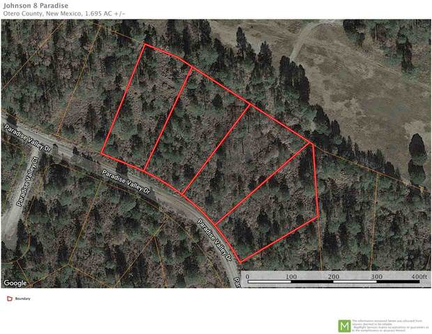 8 Paradise Valley Dr Gc6, Timberon, NM 88350 (MLS #163291) :: Assist-2-Sell Buyers and Sellers Preferred Realty