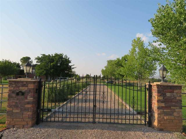 18 Camino Del Sur, Alamogordo, NM 88310 (MLS #163310) :: Assist-2-Sell Buyers and Sellers Preferred Realty