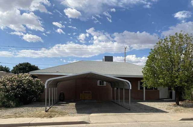 805 Arapaho Trl, Alamogordo, NM 88310 (MLS #163381) :: Assist-2-Sell Buyers and Sellers Preferred Realty