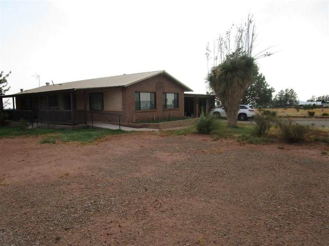 124 Sun Valley Rd, Tularosa, NM 88352 (MLS #163408) :: Assist-2-Sell Buyers and Sellers Preferred Realty