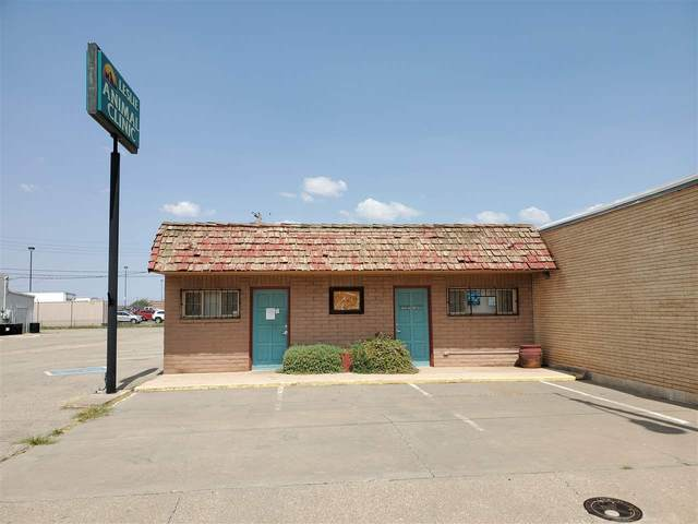 903 Tenth St #0, Alamogordo, NM 88310 (MLS #163422) :: Assist-2-Sell Buyers and Sellers Preferred Realty