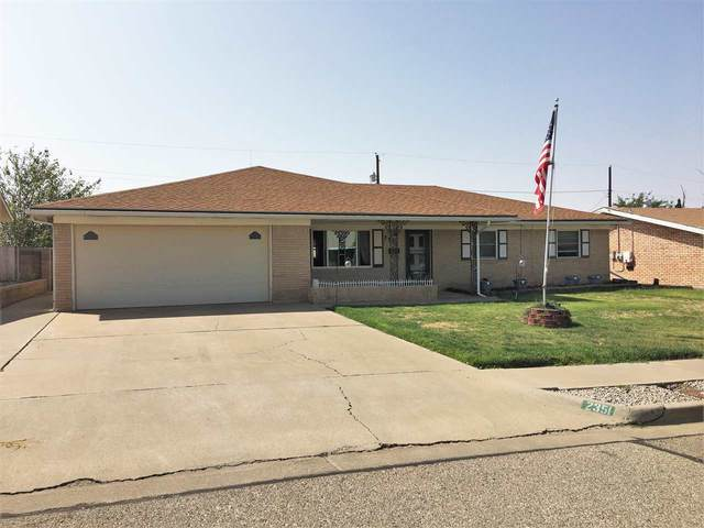 2351 Union Av, Alamogordo, NM 88310 (MLS #163466) :: Assist-2-Sell Buyers and Sellers Preferred Realty