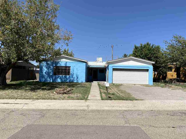 1507 Roosevelt Av, Alamogordo, NM 88310 (MLS #163500) :: Assist-2-Sell Buyers and Sellers Preferred Realty