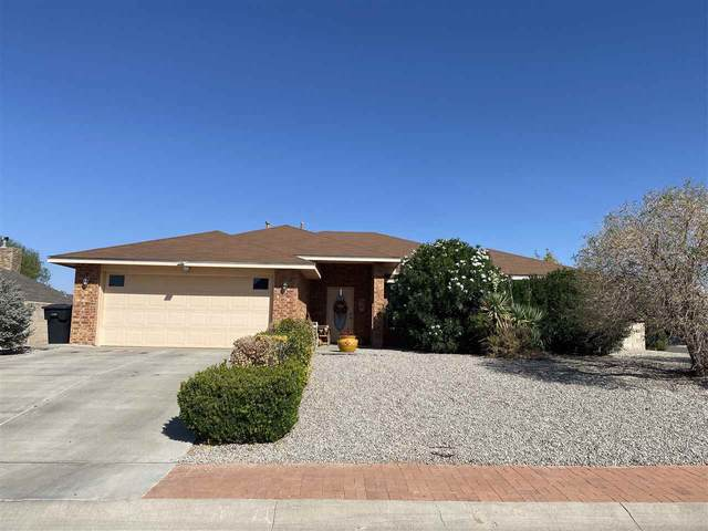2202 Camino De Suenos, Alamogordo, NM 88310 (MLS #163555) :: Assist-2-Sell Buyers and Sellers Preferred Realty