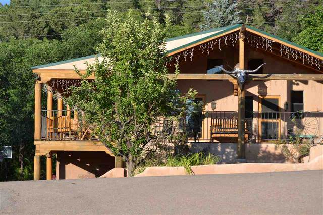 602 La Luz Canyon Rd, La Luz, NM 88337 (MLS #163578) :: Assist-2-Sell Buyers and Sellers Preferred Realty