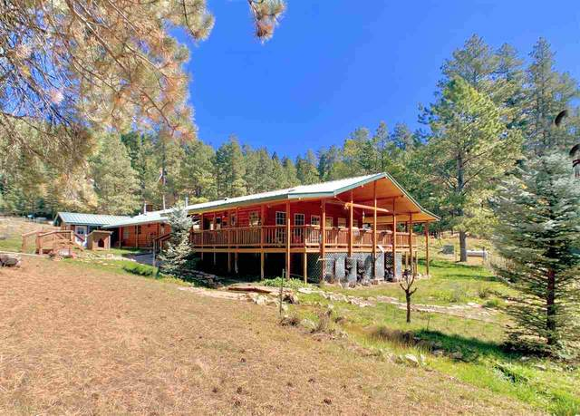 38 Lakeview Dr #1, Cloudcroft, NM 88317 (MLS #163606) :: Assist-2-Sell Buyers and Sellers Preferred Realty