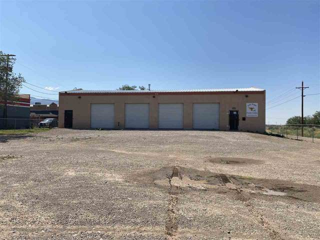 218 Railroad Ave #1, Alamogordo, NM 88310 (MLS #163629) :: Assist-2-Sell Buyers and Sellers Preferred Realty