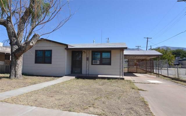 1002 Utah Av, Alamogordo, NM 88310 (MLS #163646) :: Assist-2-Sell Buyers and Sellers Preferred Realty