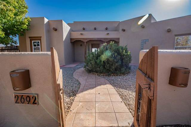 2692 Tres Lagos, Alamogordo, NM 88310 (MLS #163658) :: Assist-2-Sell Buyers and Sellers Preferred Realty