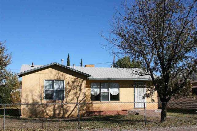 1206 Marshall Ave, Tularosa, NM 88352 (MLS #163747) :: Assist-2-Sell Buyers and Sellers Preferred Realty