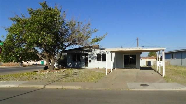 1001 Mckinley Av, Alamogordo, NM 88310 (MLS #163754) :: Assist-2-Sell Buyers and Sellers Preferred Realty
