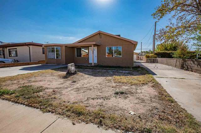 1604 Eighth St, Alamogordo, NM 88310 (MLS #163755) :: Assist-2-Sell Buyers and Sellers Preferred Realty