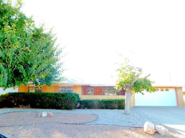 1815 Arizona Av, Alamogordo, NM 88310 (MLS #163762) :: Assist-2-Sell Buyers and Sellers Preferred Realty