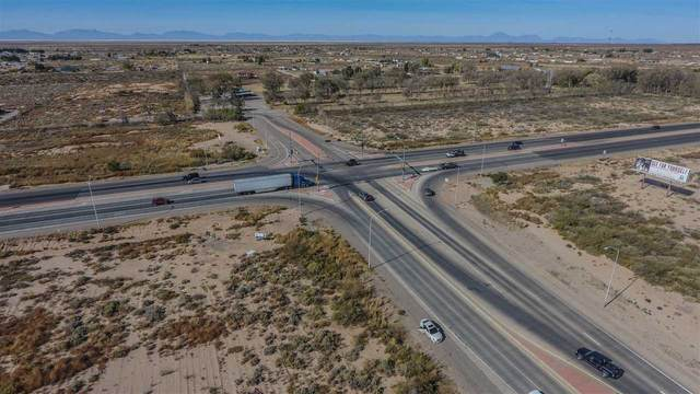 16 acres Charlie T Lee Mem Relief Rt, Alamogordo, NM 88310 (MLS #163790) :: Assist-2-Sell Buyers and Sellers Preferred Realty