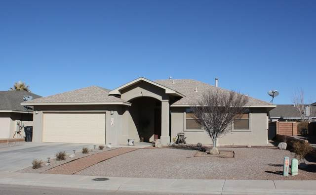219 Ascot Parade, Alamogordo, NM 88310 (MLS #163793) :: Assist-2-Sell Buyers and Sellers Preferred Realty