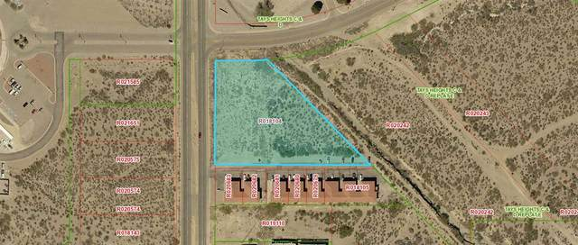 2200 Scenic Dr, Alamogordo, NM 88310 (MLS #163806) :: Assist-2-Sell Buyers and Sellers Preferred Realty