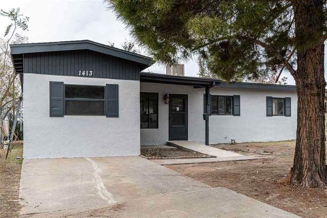 1413 Hendrix Av, Alamogordo, NM 88310 (MLS #163875) :: Assist-2-Sell Buyers and Sellers Preferred Realty