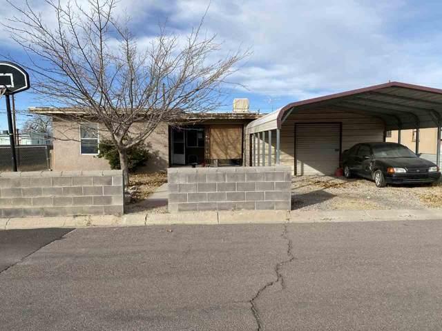 1201 Elkins Pl, Alamogordo, NM 88310 (MLS #163878) :: Assist-2-Sell Buyers and Sellers Preferred Realty