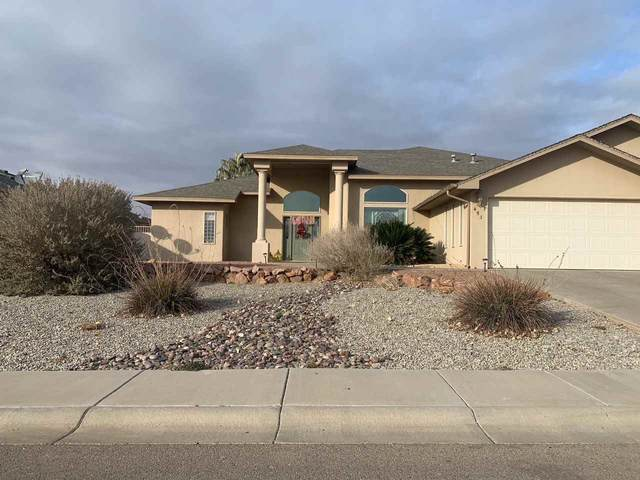 453 Camino Real, Alamogordo, NM 88310 (MLS #163890) :: Assist-2-Sell Buyers and Sellers Preferred Realty