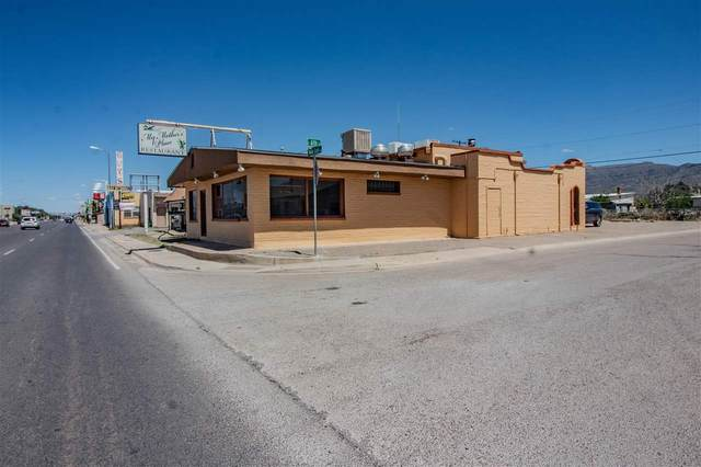 600 N White Sands Blvd #1, Alamogordo, NM 88310 (MLS #163900) :: Assist-2-Sell Buyers and Sellers Preferred Realty