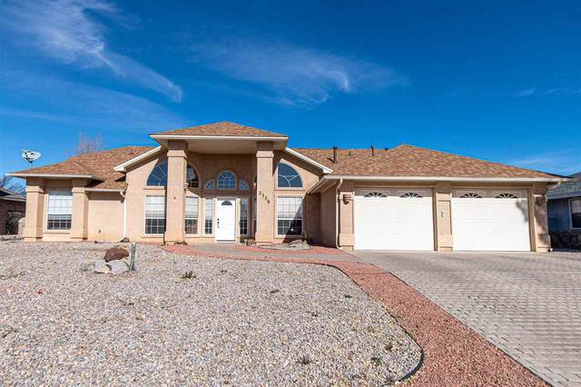 2326 Cherry Hills Lp, Alamogordo, NM 88310 (MLS #163909) :: Assist-2-Sell Buyers and Sellers Preferred Realty