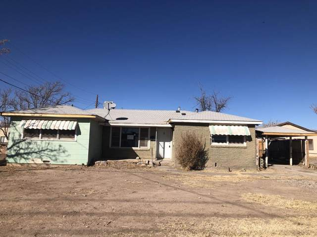 621 Sixteenth St, Alamogordo, NM 88310 (MLS #163940) :: Assist-2-Sell Buyers and Sellers Preferred Realty