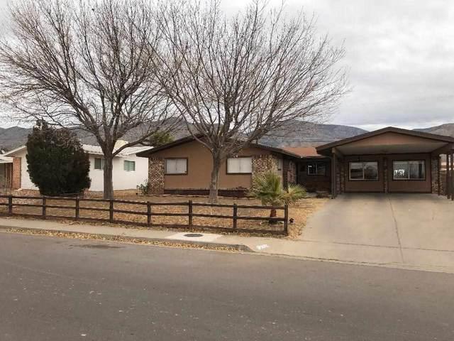 1204 Mckinley Av, Alamogordo, NM 88310 (MLS #163990) :: Assist-2-Sell Buyers and Sellers Preferred Realty