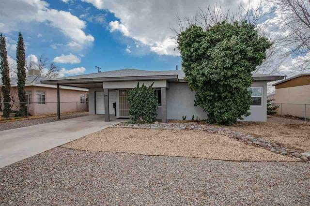 706 Indian Wells Rd, Alamogordo, NM 88310 (MLS #164141) :: Assist-2-Sell Buyers and Sellers Preferred Realty